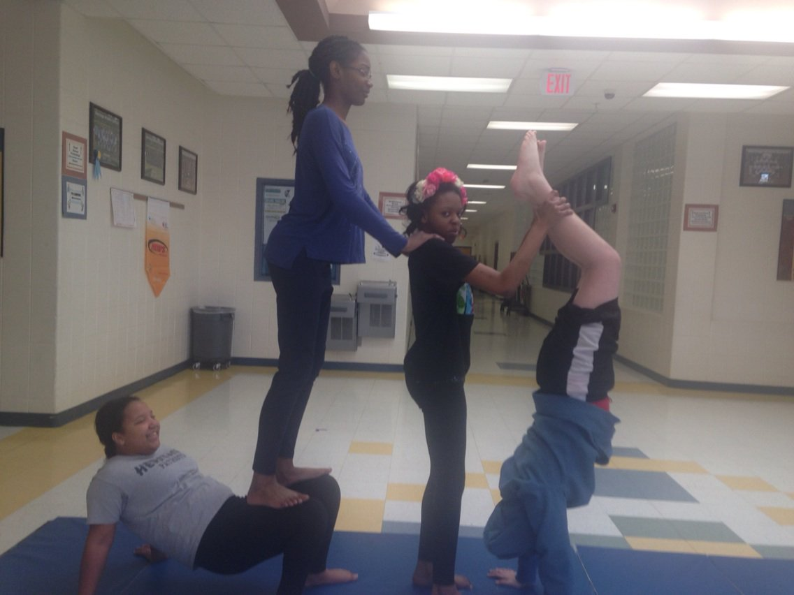 Yvonne Davis On Twitter 4 Person Yoga Poses In Dance 4cs HeritageMiddle1 Tco M58qVCAWhK