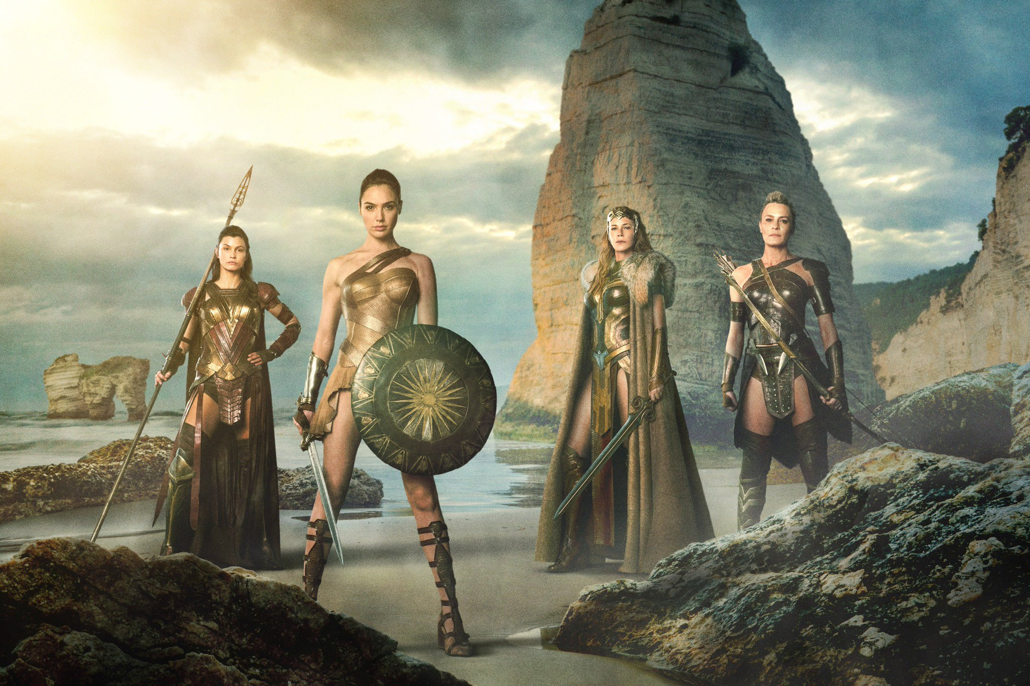 Wonder Woman Release Date Moved Up, Jungle Book Delayed 2