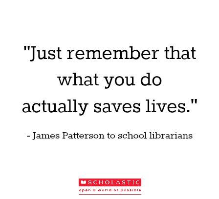 Thumbnail for Scholastic Reading Club & James Patterson: 2016 #PattersonPledge
