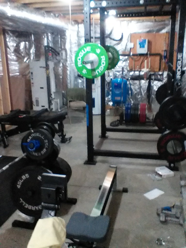 Garage gyms page 177