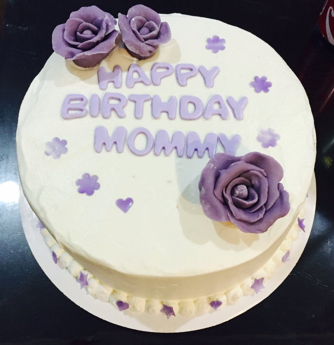 Yuki Chang On Twitter Happy Birthday Mommy I Made A Taro All