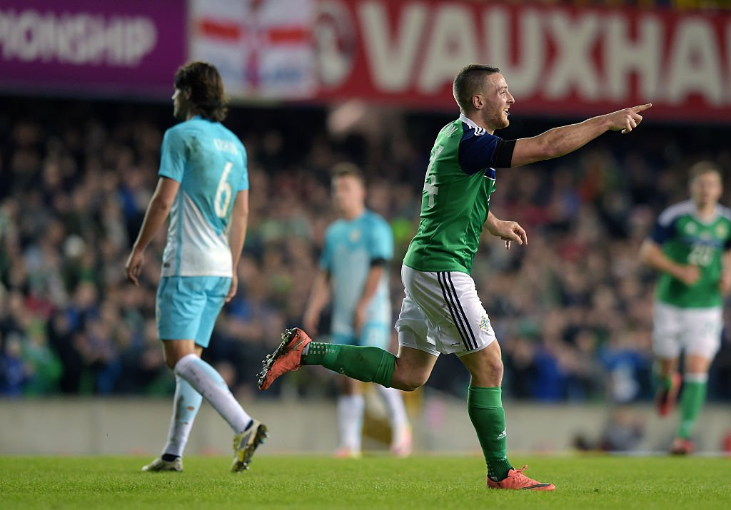 Video: Bắc Ailen vs Slovenia