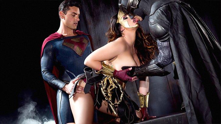 Batman Vs Superman Xxx Parody