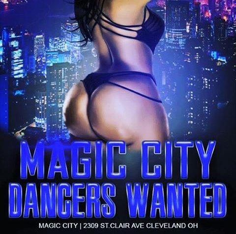 Magic city cleveland club