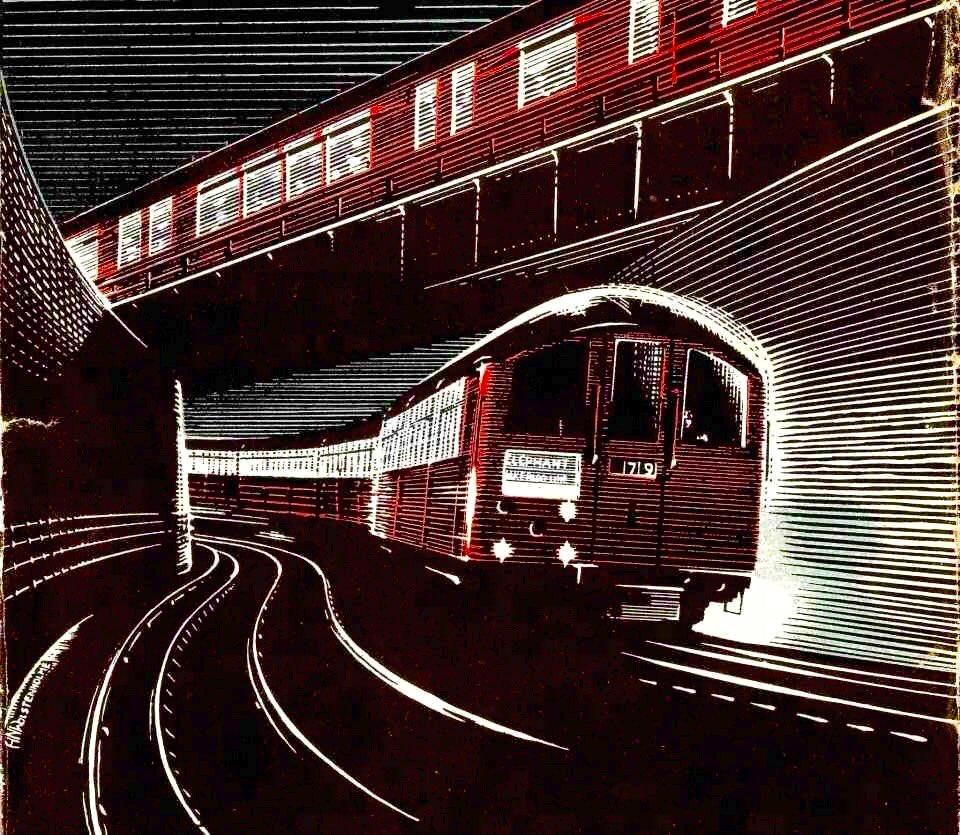 Cev3vFIXIAU6QFN - London Underground's first 'ATO' system - 1932