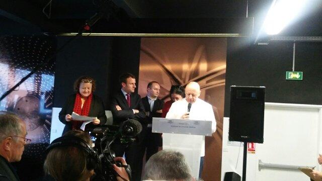 #Euro2016 #ThierryMarx annonce la formation de 200 demandeurs d'emploi pour les métiers de la restauration. #Emploi https://t.co/5rrAmPN3HF