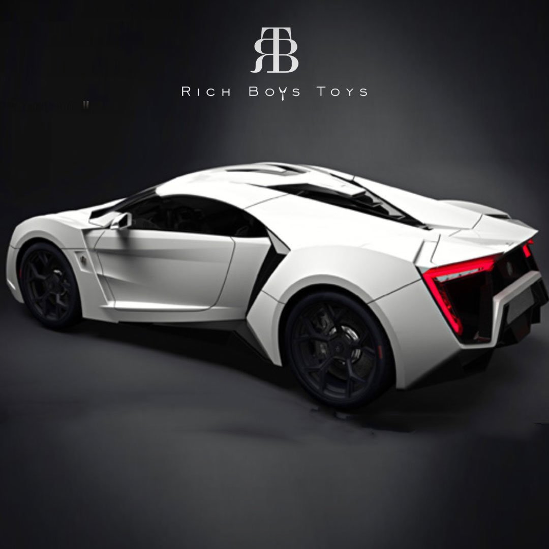 Rich Boys Toys : Rich boys toys on twitter quot the w motors lykanhypersport