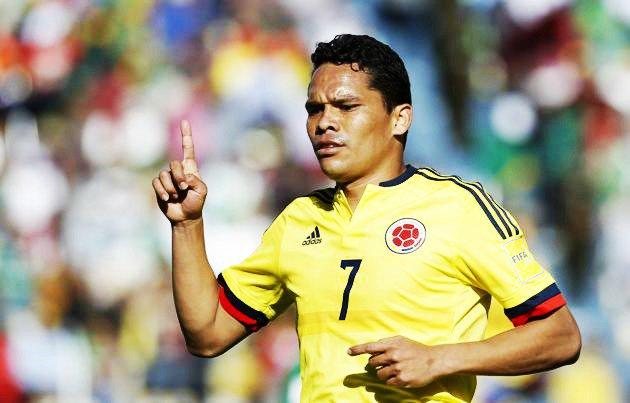 Qual. Mondiali 2018: Vincono Colombia con Bacca, Argentina, Cile e Uruguay