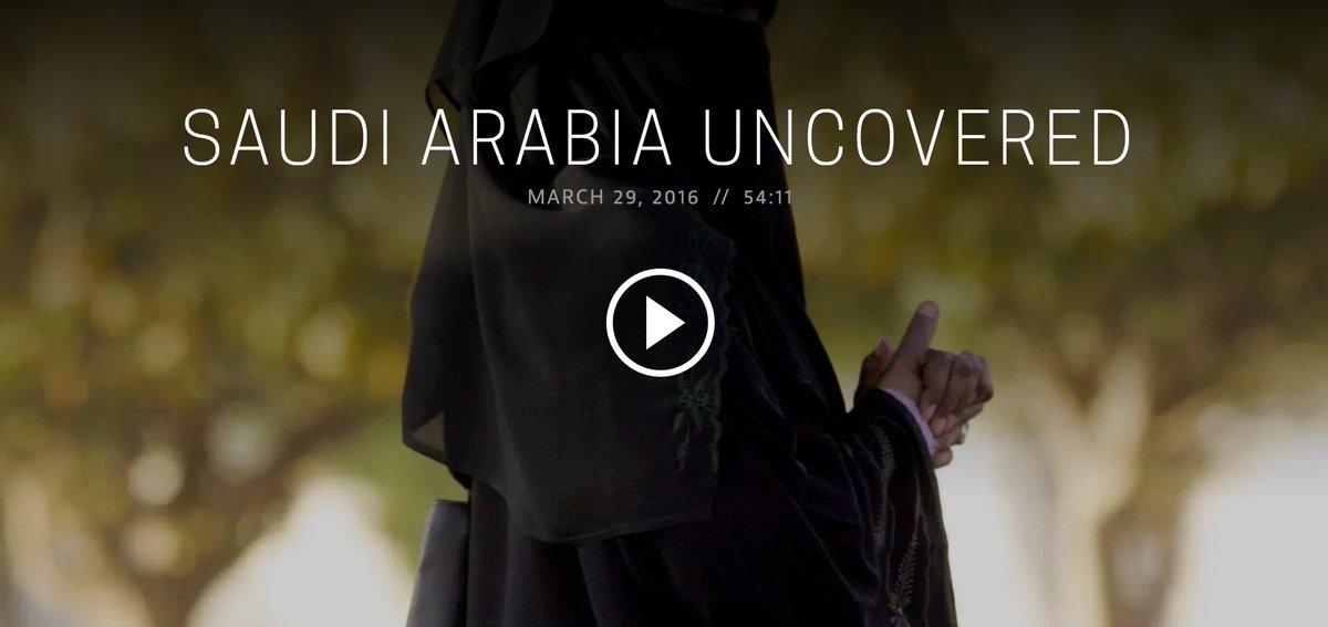 saudi arabia uncovered doku zeigt brutalitaet einer welt frauen strasse gekoepft werden