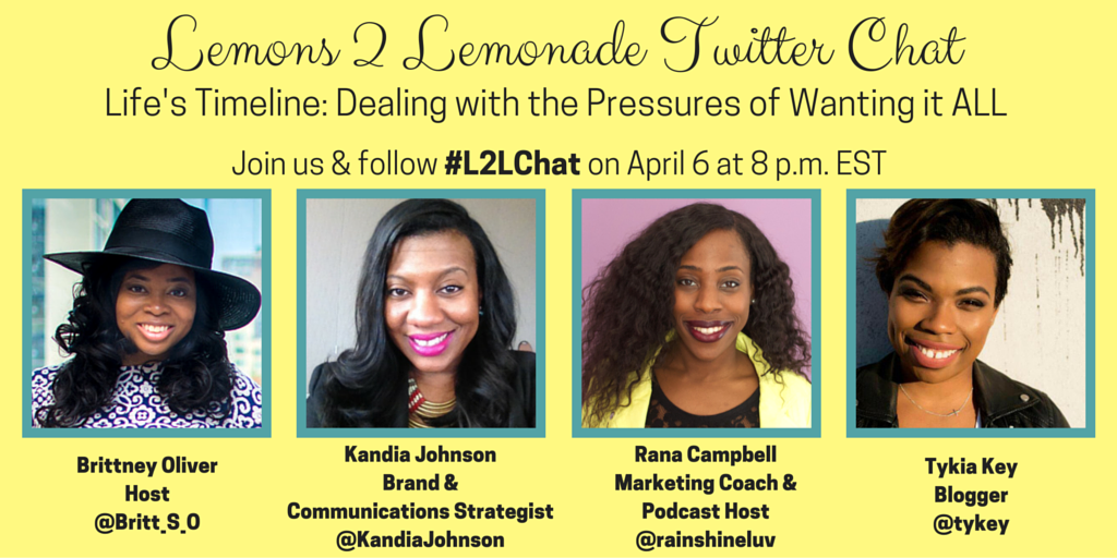 ANNOUNCEMENT: I'm hosting my first #TwitterChat on 4/6!  Join us & follow #L2LChat  https://t.co/iiJJsvHzco https://t.co/0iQg5A41We