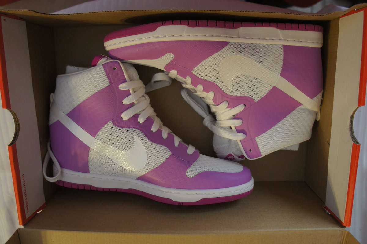Women's Nike Dunk Sky Hi 2.0 Wedge Shoe Size 11 #Nike #AthleticSneakers https://t.co/oRovKR53qp #sneakerhead #dunks https://t.co/RnunLUd7cQ