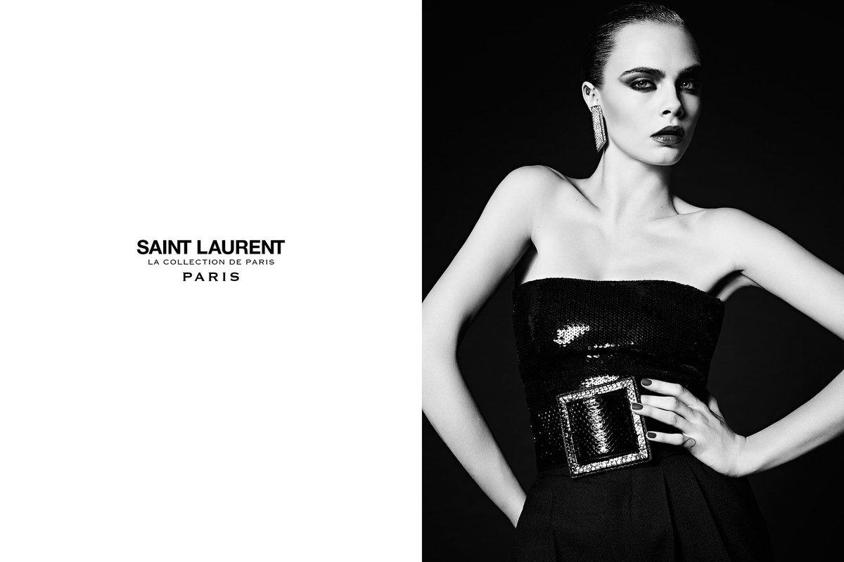 CARA DELEVINGNE / LA COLLECTION DE PARIS / PHOTOGRAPHED IN NEW YORK MARCH 17TH 2016 https://t.co/IhkjmzMVbC