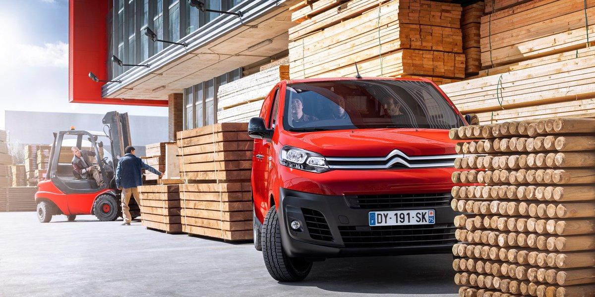 [SUJET OFFICIEL] Citroën Jumpy III Ceyamv5W4AAZNr8