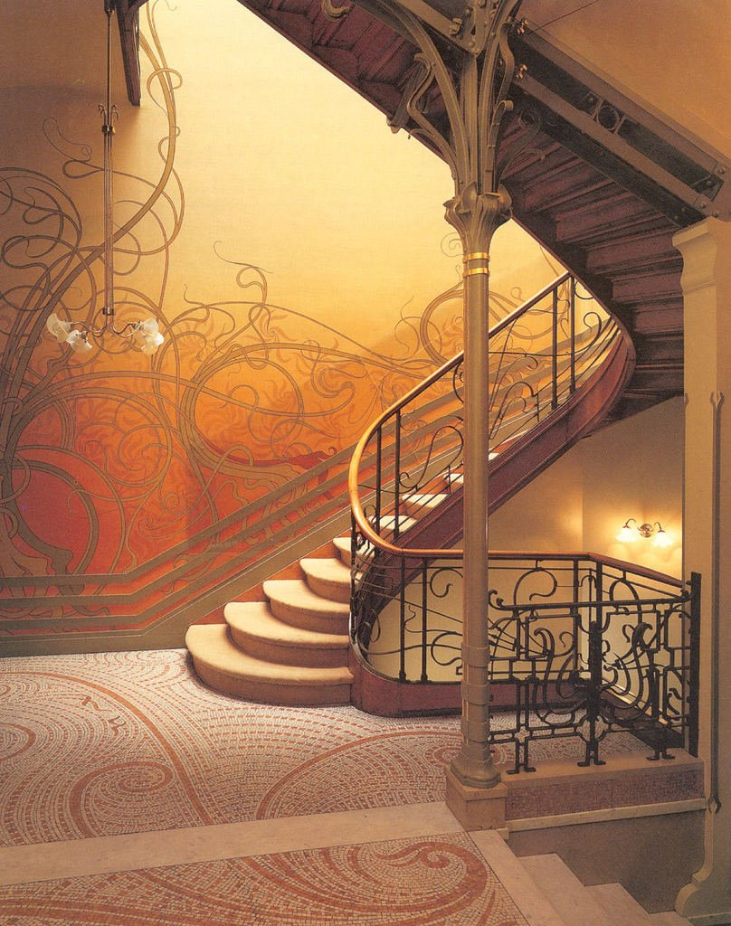 Special Opening of 5 #ArtNouveau #VictorHorta houses!  http:// bit.ly/5ArtNouveauBru ssels &nbsp; …  #Brussels #architecture @voiretdirebxl<br>http://pic.twitter.com/VqHtfpYPx3