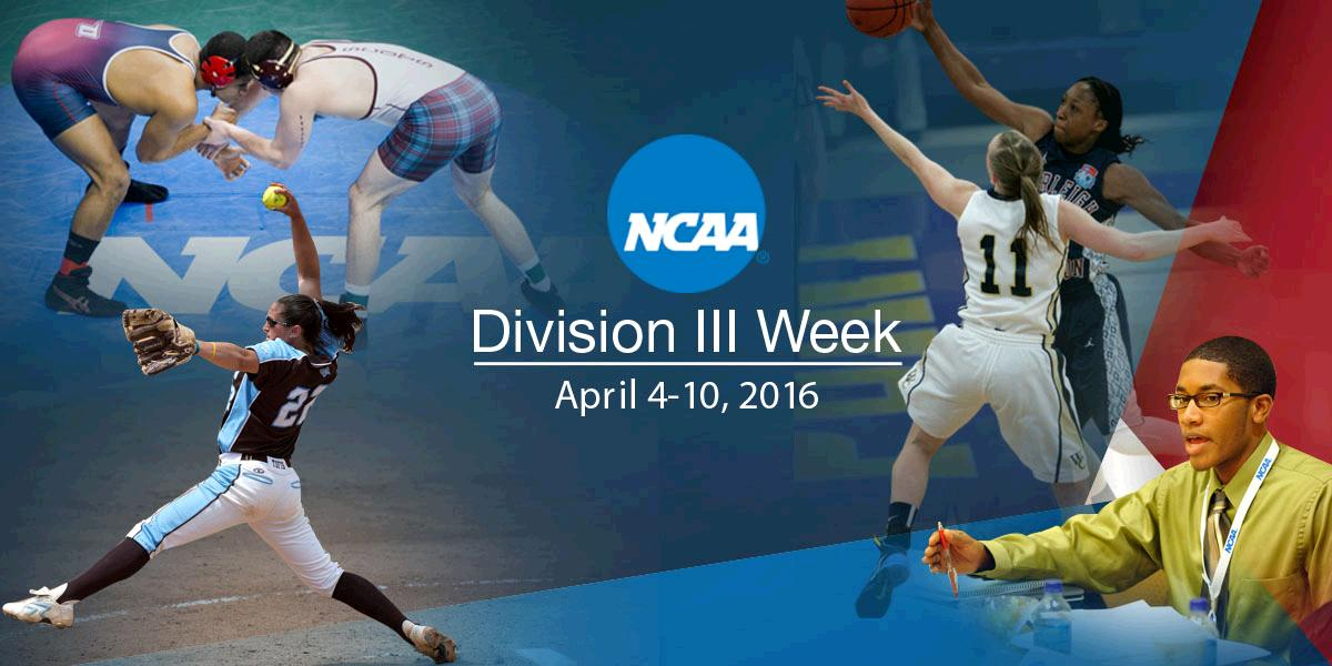 Thumbnail for 2016 NCAA Division III Week