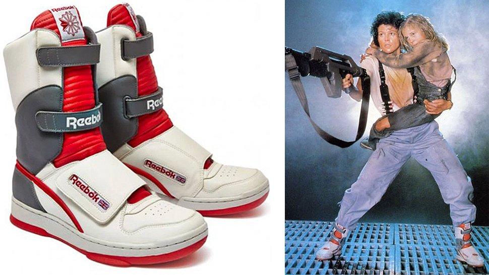 Aliens fans rejoice! @Reebok is finally releasing Ripley's high top sneakers from the film https://t.co/OC8HXP3xm4 https://t.co/dUHKWiqxcl