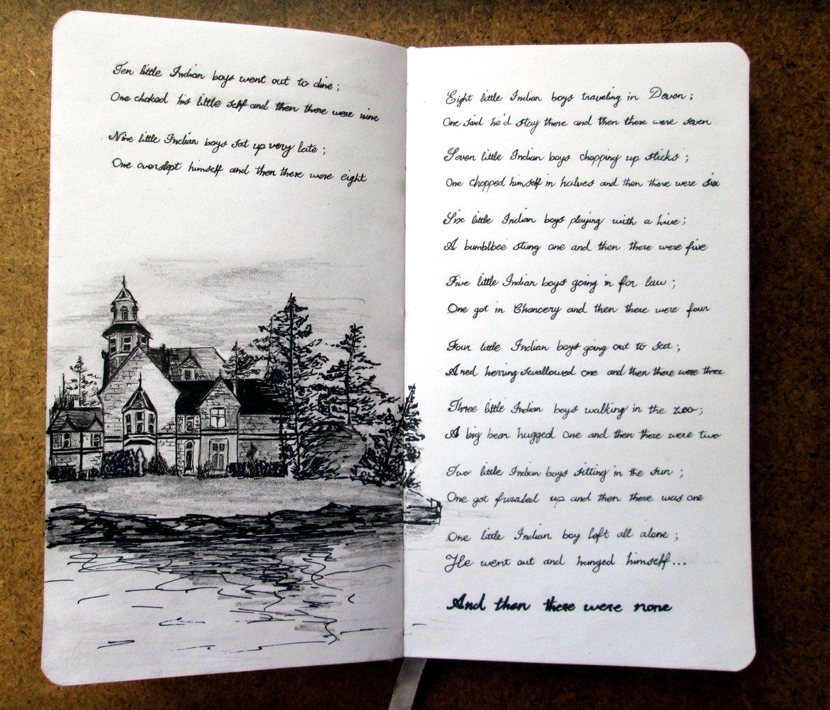 Sadaf Dalir Twitterda Indian Island Sketch And The Ten