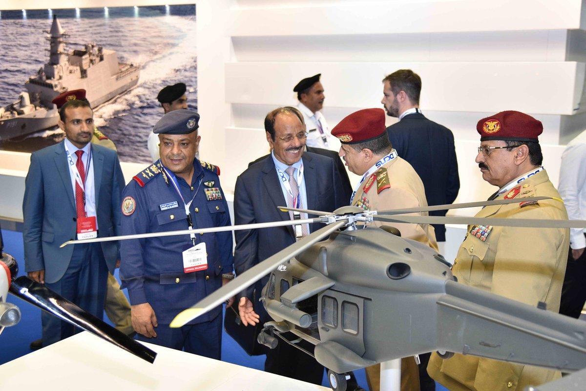 """قطر توقع 10 مذكرات تفاهم لتسليح وتطوير قواتها المسلحة في اليوم الثاني من معرض """"ديمدكس"""" CezGox3W4AAsxVI"""