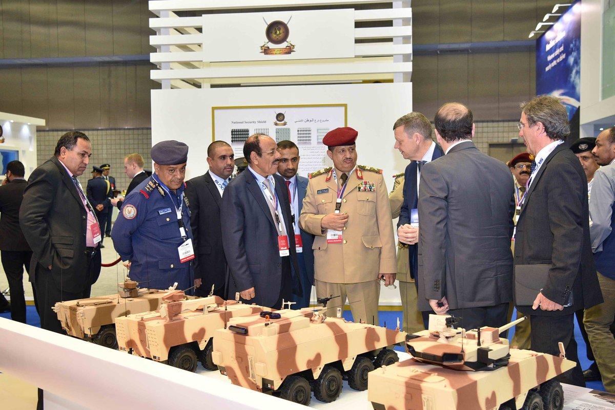 """قطر توقع 10 مذكرات تفاهم لتسليح وتطوير قواتها المسلحة في اليوم الثاني من معرض """"ديمدكس"""" CezGrqLWAAAhr0c"""