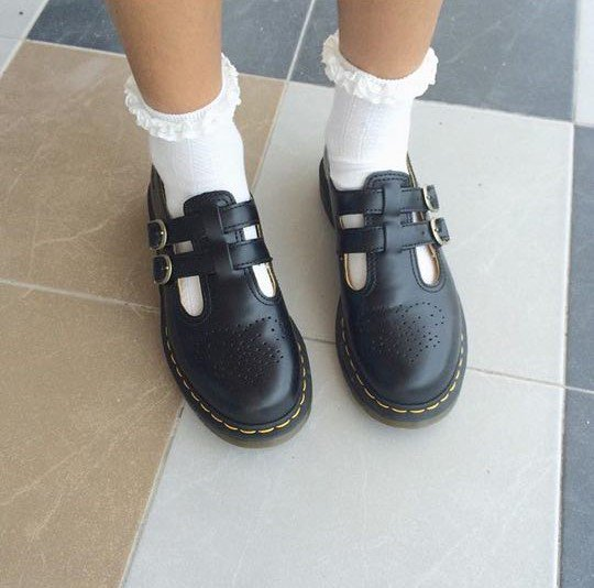 Dr. Martens 8065 Mary Jane Shoe
