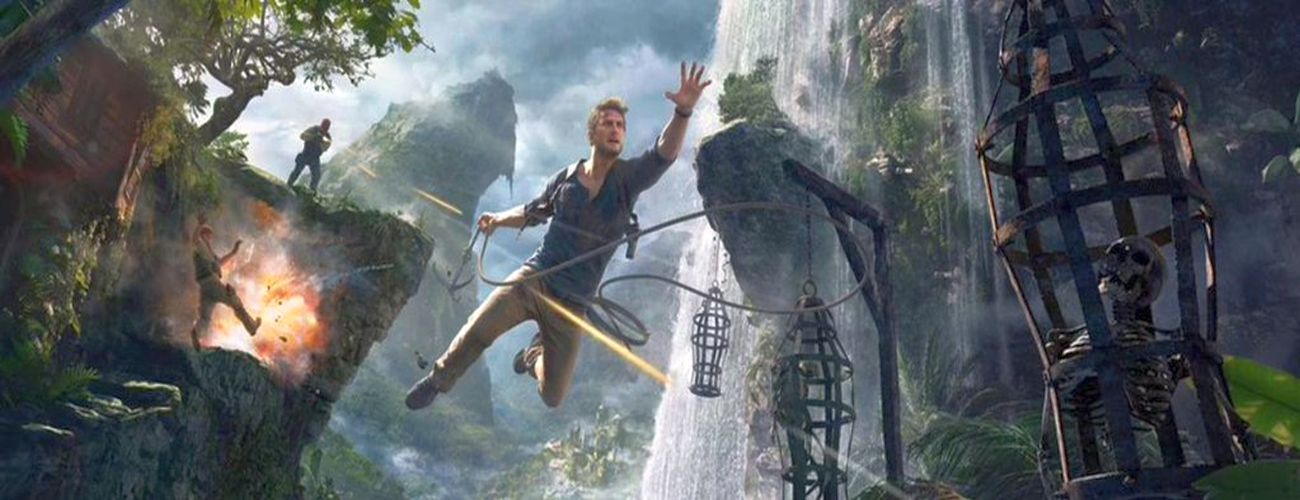 The Making of Uncharted 4: A Thief's End - Episode 5 'In The End' 1