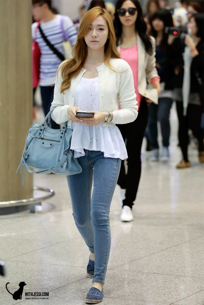 Jsy Fashion On Twitter 130527 Jessica Jung Incheon
