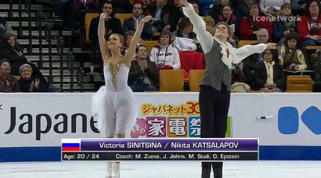 Виктория Синицина - Никита Кацалапов - 4 - Страница 2 CezqukhXEAAniHP