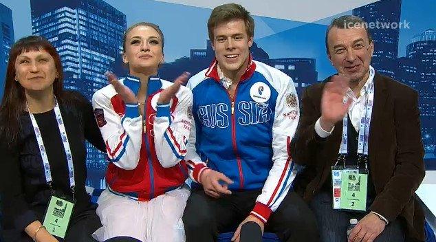 Виктория Синицина - Никита Кацалапов - 4 - Страница 2 CezsM5pWsAIT7JL