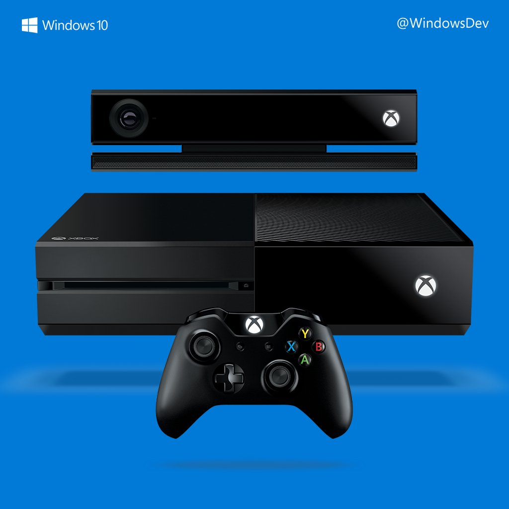 The Xbox Retail to Dev Kit will let you build and test UWP apps and games for Xbox One. #Build2016 https://t.co/OUDo4inUJ2