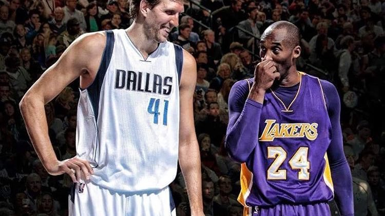 Dirk Nowitzki officially becomes the No.1 All-Time Scorer in active NBA players. #legend