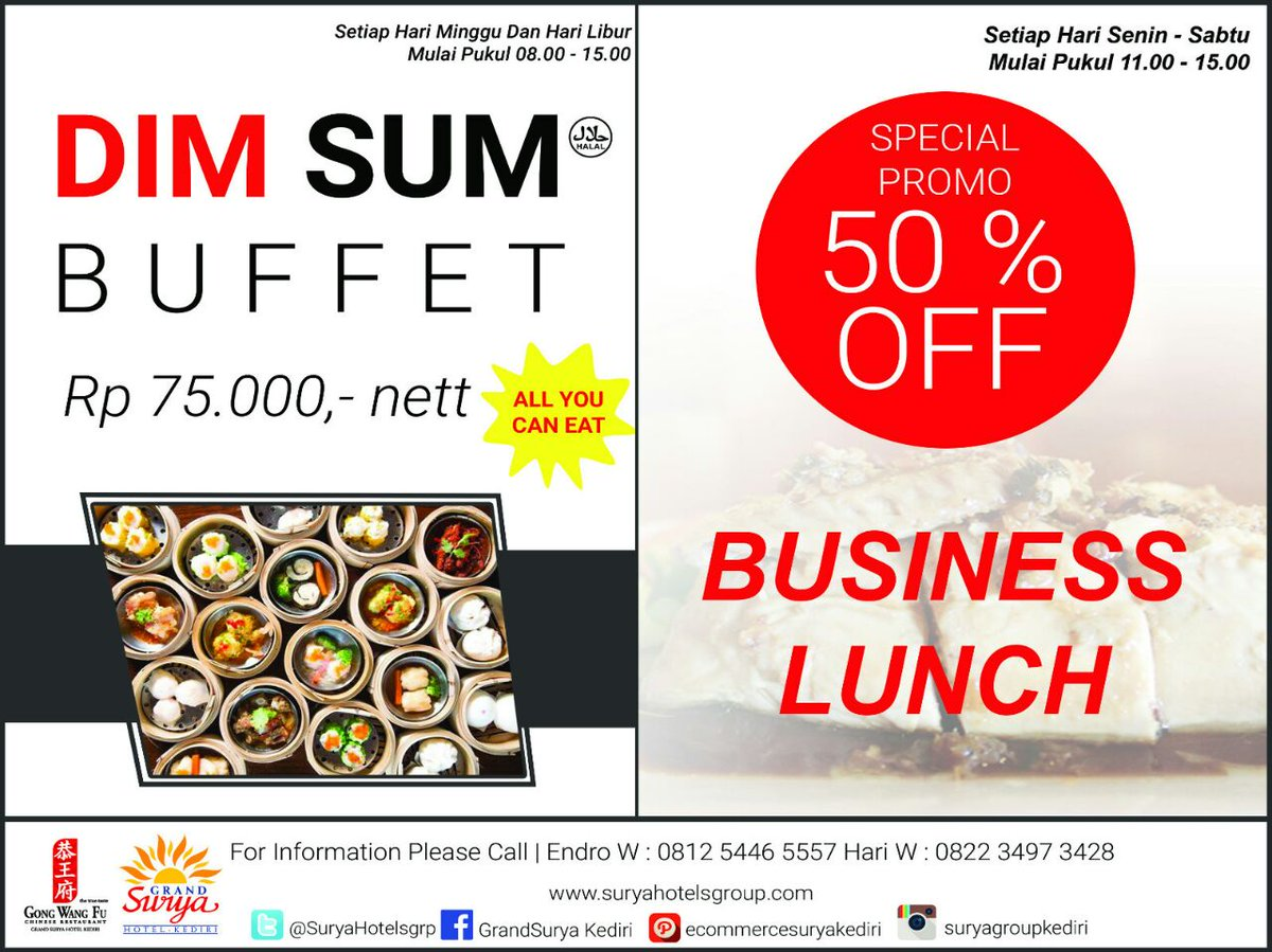 Surya Hotels Group On Twitter No One Can Stop Our Dimsum Now Its All You Eat Time Https T Co S47lihjp64