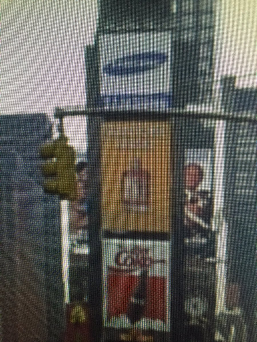 while sick I watched a ton of #Seinfeld and noticed this @SuntoryWhisky ad in Times Square! https://t.co/22rBG7DS8A