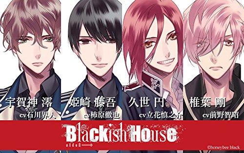 【予約受付中】Blackish House alone with U series ①6/24 石川界人 ②7/29 柿原徹也 ③8/26...