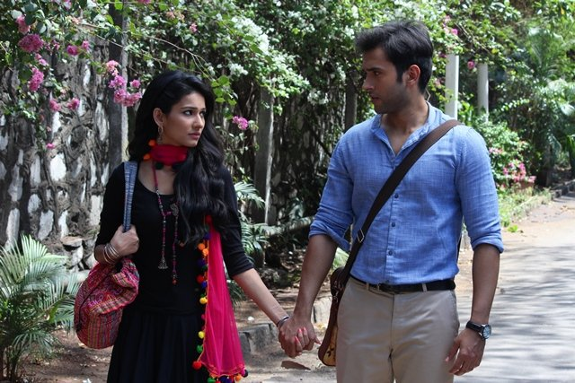 Mishkat Varma and Aneri Vajani image, latest picture
