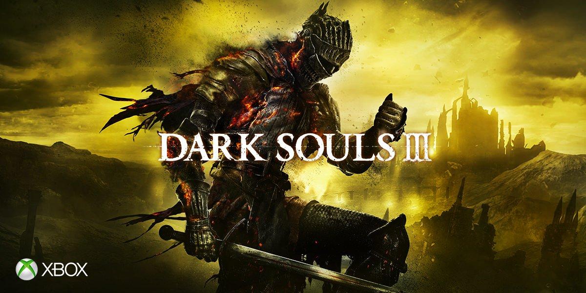Сделайте ретвит этой записи, чтобы получить возможность выиграть #DarkSouls3 на #XboxOne!  1 код. Итоги - 15.04. https://t.co/tgplyu9wwK