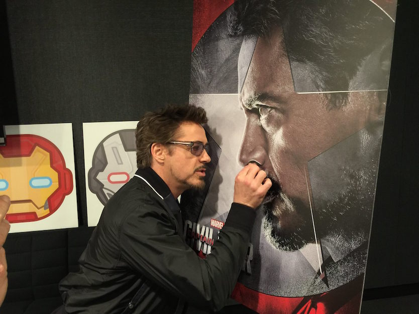 Robert Downey Jr. Hints At The Possibility of Iron Man 4 1