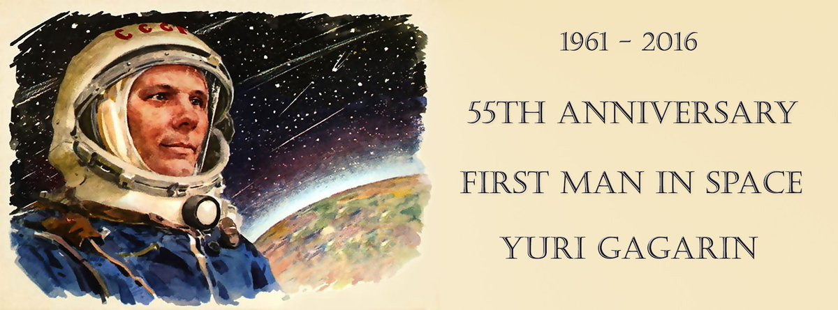 Thumbnail for 55th Anniversary of Yury Gagarin historic spaceflight