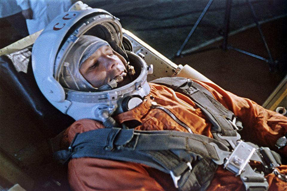 Фото день космонавта