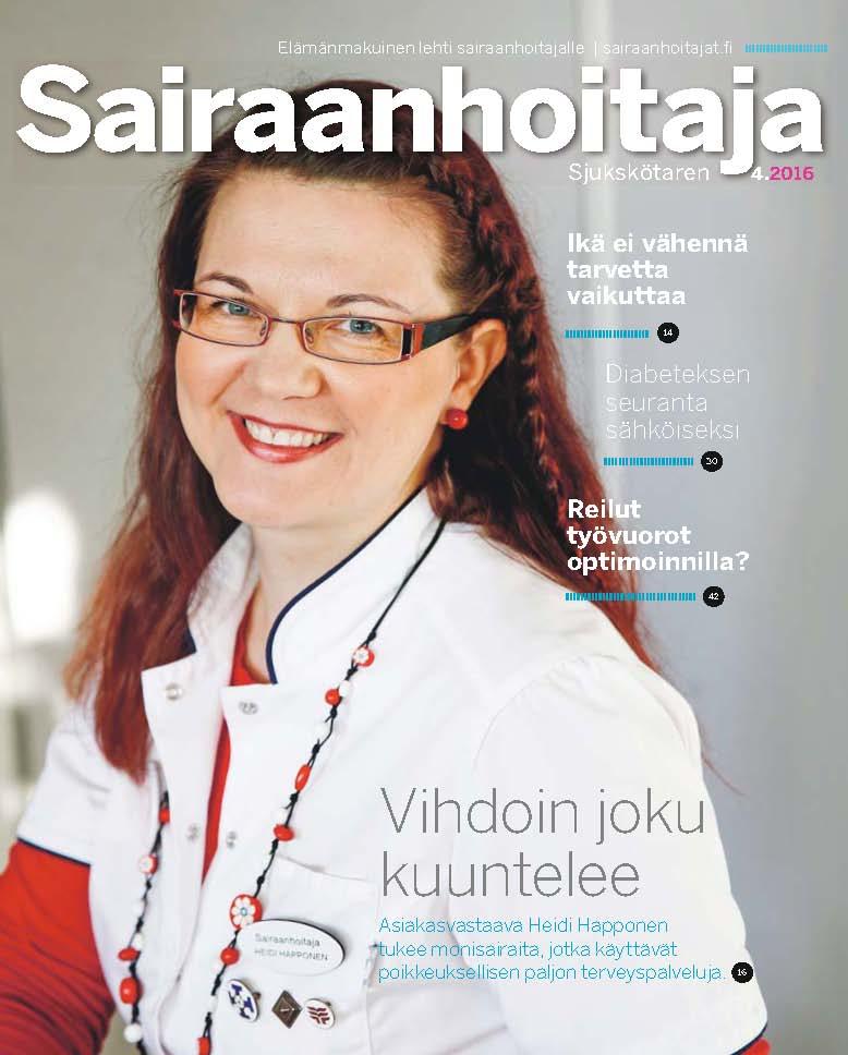 Sairaanhoitaja Jatkokoulutus