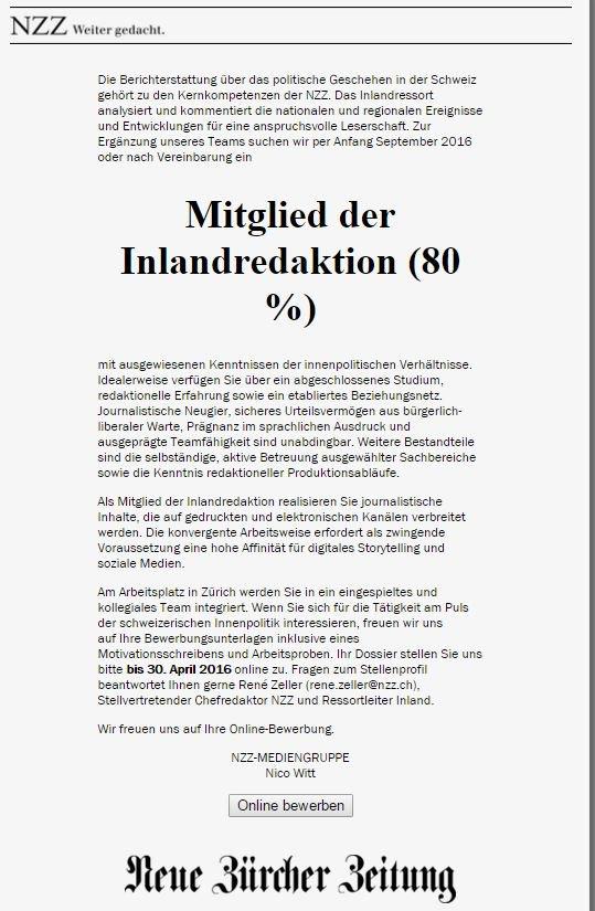 Neue Zürcher Zeitung On Twitter Sattelfest In Schweizer Politik