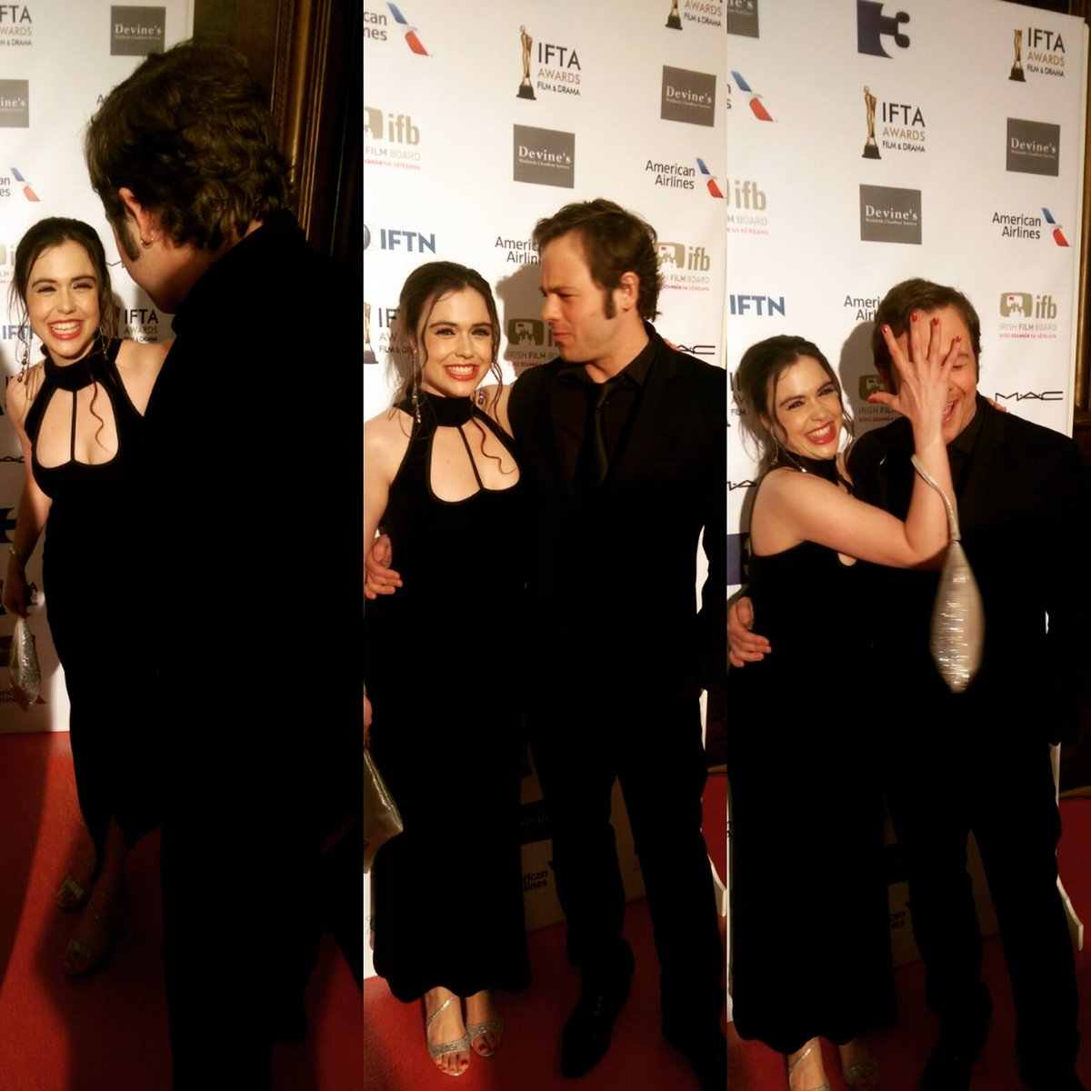 "Moe Dunford: Jennie Jacques On Twitter: ""@IFTA @MoeDunford"