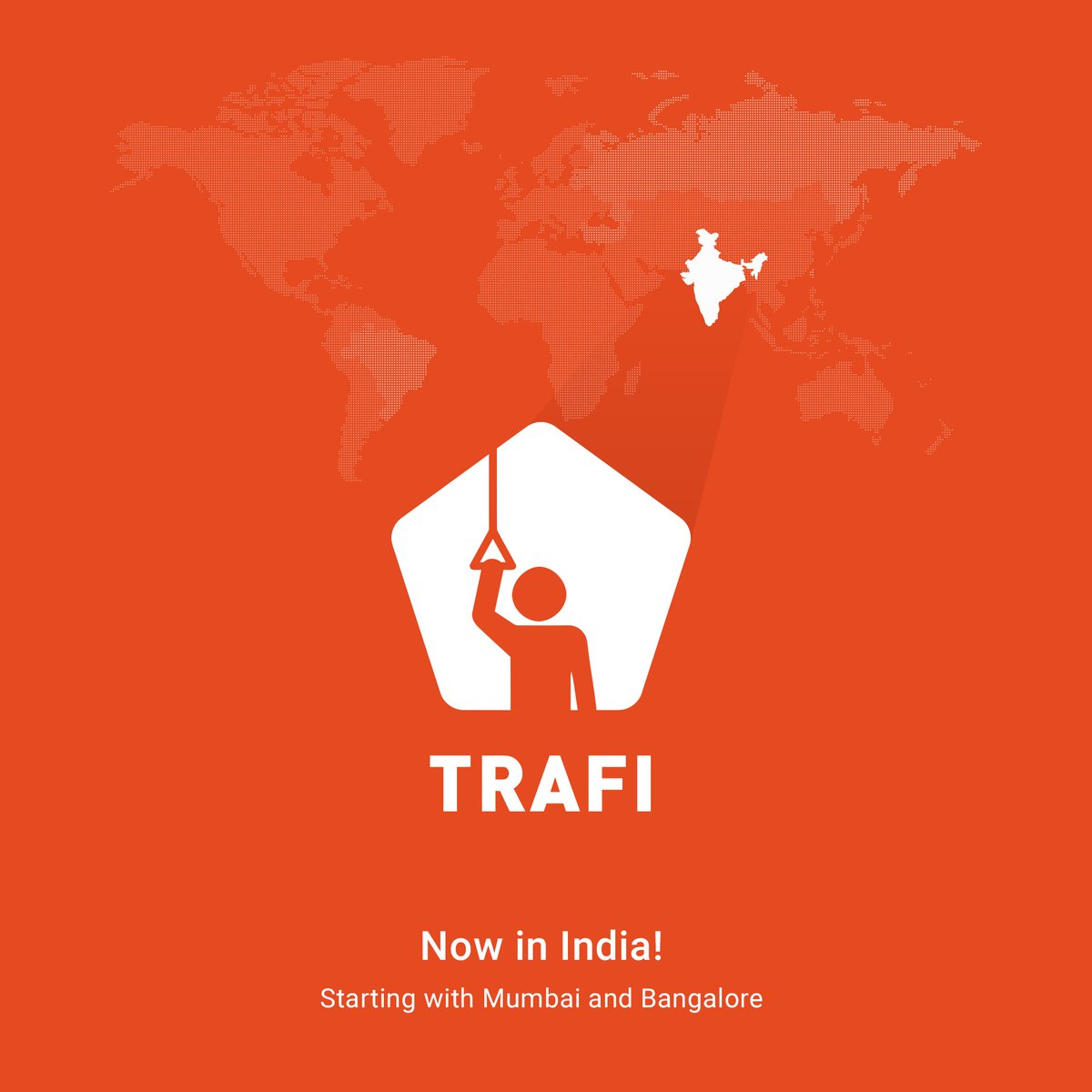 Welcome TRAFI in India! We're now live in Mumbai and Bangalore! #app #publictransit #india #mumbai #bangalore https://t.co/jEzq7J7C5l