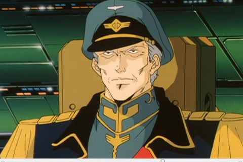 ユーリ 少将