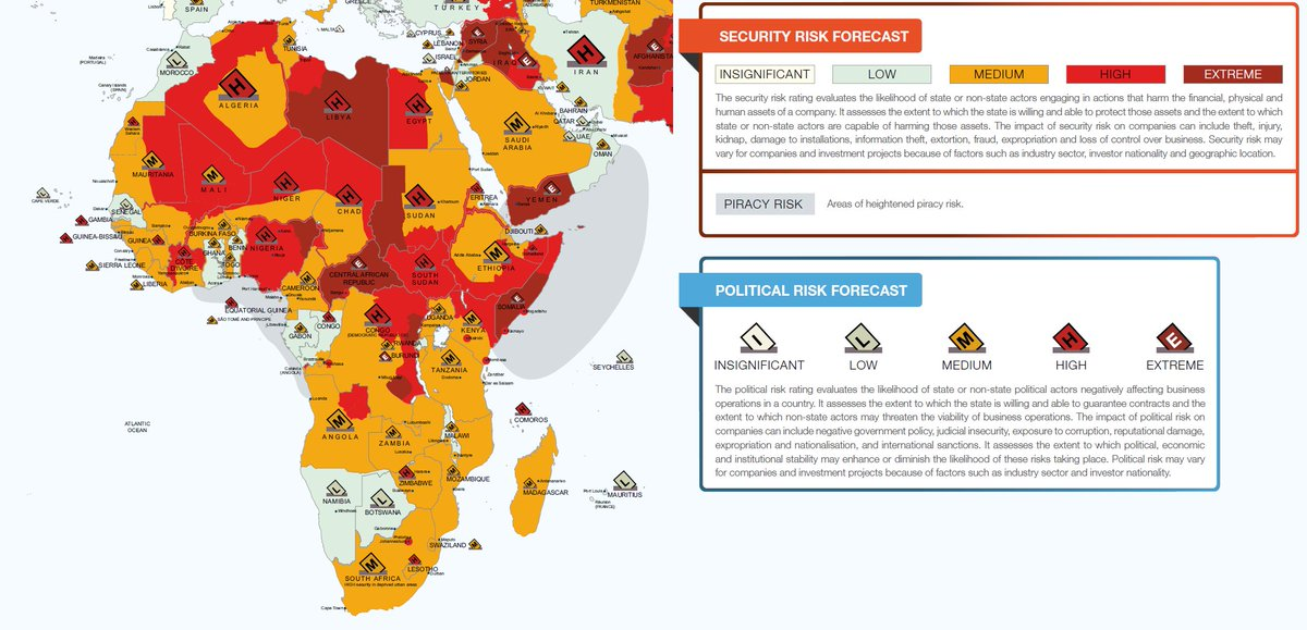 Africa Visual Data on Twitter: \
