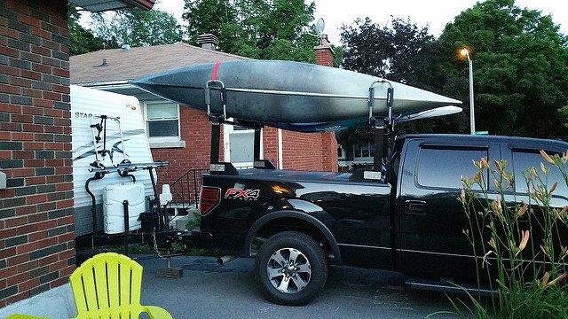 F150 Ecoboost Forum On Twitter Diy Putting A Stake Pocket Kayak