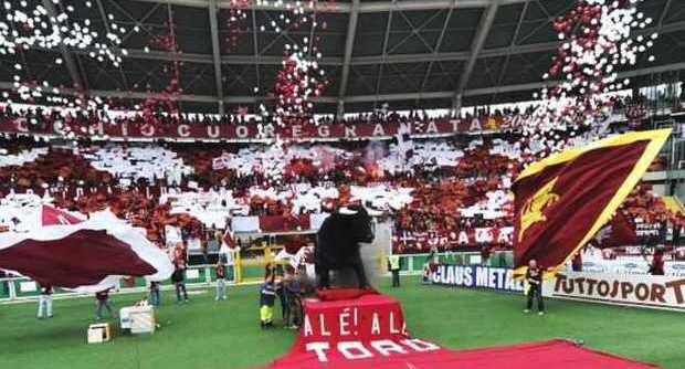 """Urbano Cairo: """"L'apertura del nuovo stadio del Torino è una bellissima notizia"""""""