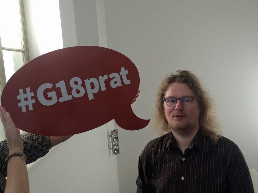 Thumbnail for Hjärnan, sinnet och minnet, #G18prat
