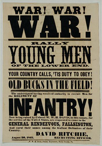英語 南北 戦争