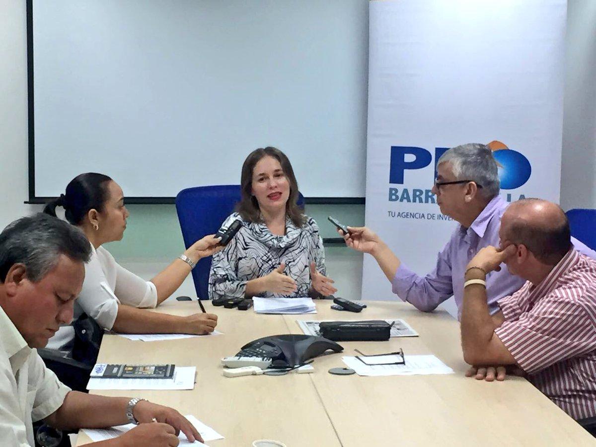 #ExpoProBarranquilla busca generar una conversación con el empresariado, la academia y los ciudadanos @ProBaq https://t.co/7iKX1PULc5