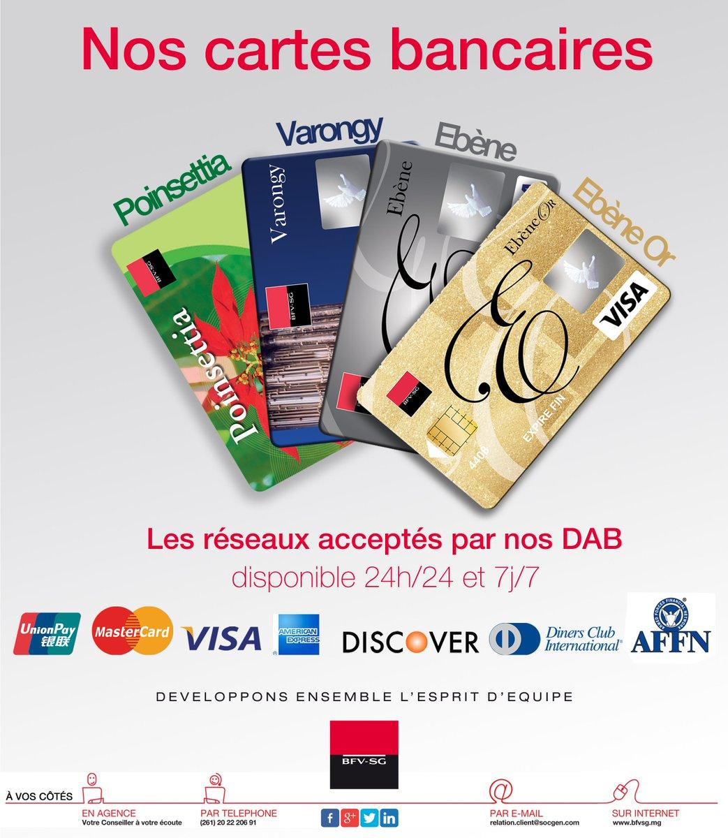 Carte Visa Bfv Madagascar.Societe Generale Madagasikara No Twitter Une Gamme De